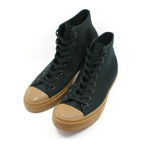 New Converse Chuck Taylor All Star II Hi Black
